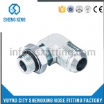 90°JICMALE/BSP MALE Hydraulic Adapters