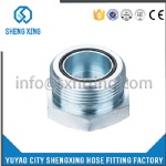 HYDRAULIC ORFS MALE FLAT PLUG