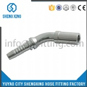 Weldable Hydraulic Fittings